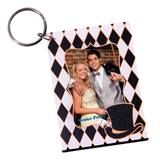 Wonderland Deco Photo Key Chain