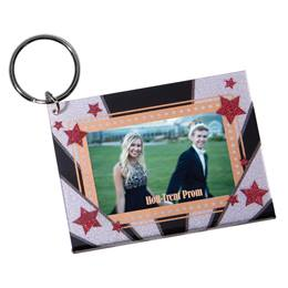 Hollywood Magic Photo Key Chain