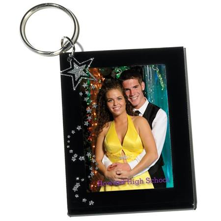 Star Kite Acrylic Key Tag