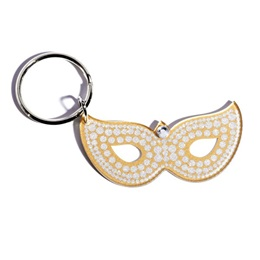 Bling Mask Key Chain