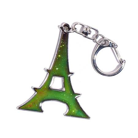 Eiffel Tower Mood Key Chain