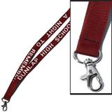 Lanyard with Lobster Claw