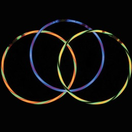Glow Swirl Necklaces