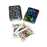 Walking on the Wild Side Full-color Playing Card Tin