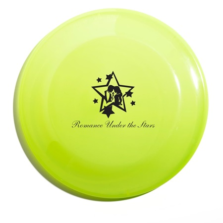 One-color Flying Disc
