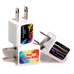 Full-Color USB Charger