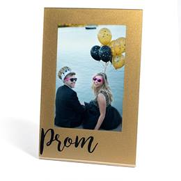 PROM Gold Eclipse L-Frame