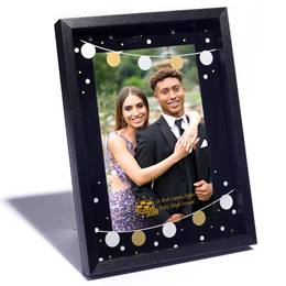 Party Streamers Frame
