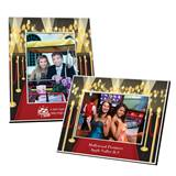 "4"" x 6"" Acrylic Frame - Red Carpet"