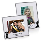 Full-color Economy Frame - Formal Couple