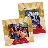 Full-color Economy Frame - Red Carpet Sparkle