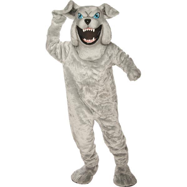 Gray Bulldog Mascot Costume  sc 1 st  Prom Nite & Gray Bulldog Mascot Costume | Prom Nite