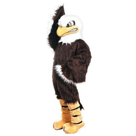 Custom Bald Eagle Mascot Costume