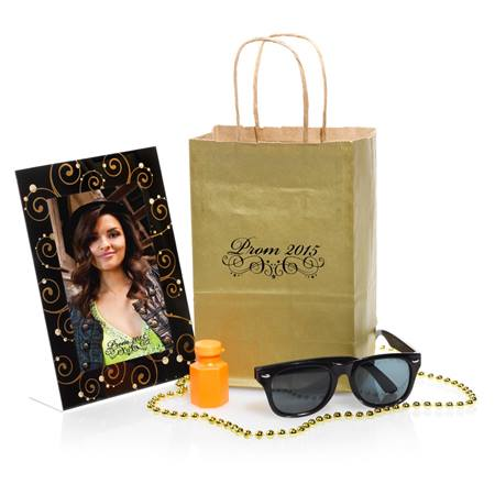 Golden Glam Swag Bag