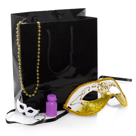 Mardi Gras Celebration Swag Bag