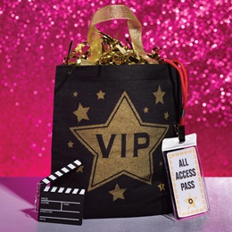 Hollywood VIP Swag Bag