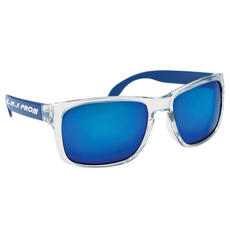 Colored Mirror Sunglasses