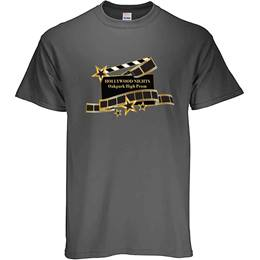 Hollywood Filmstrip T-shirt