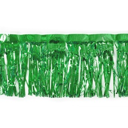 "30"" Metallic Fringe - Green"