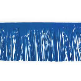 "30"" Vinyl Fringe - Dark Blue"