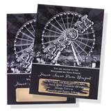 Scratch-off Invitation - Ferris Wheel