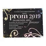 Diamonds are Forever Invite