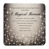 Starlight Sparkle Invitation