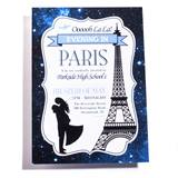 Paris Paradise Invitation