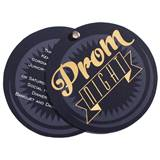 Prom Banner Flip-Open Invitation