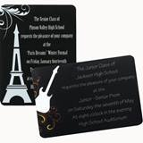 Custom Magnetic Invitations