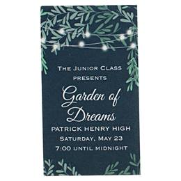 Lights in the Garden Ticket