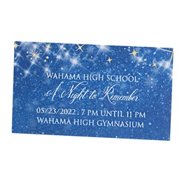 Blue Starbright Ticket
