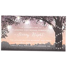 Garden Sunset Ticket