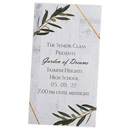 Garden Branches Invitations