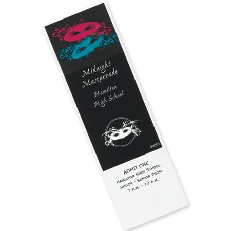 Masquerade Ticket