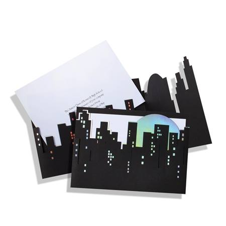 City Skyline Invitation