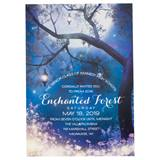 Fairy Tale Forest Invitation