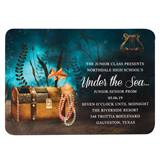 Underwater Wonders Invitation