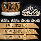 Dazzle Prom Coronation Set