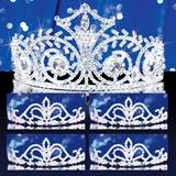 Prom Tiara Set - Elsa Queen and Arilda Court