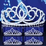 Prom Tiara Set - Sasha Queen and Karen Court