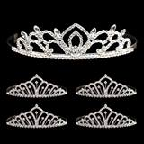 Tiara Set - Kiley Queen Tiara and Karen Court Tiaras