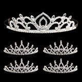 Tiara Set - Kiley Queen Tiara and Bobbie Court Tiaras