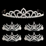 Tiara Set - Sissy Queen Tiara and Amara Court Tiaras