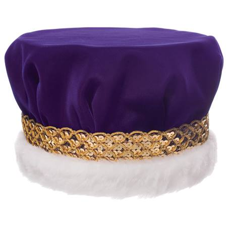 Gold Braided Band Crown