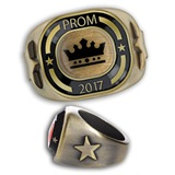 Prom 2017 Class Ring