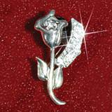 Royalty Rose Pin