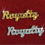 Royalty Glitter Pin