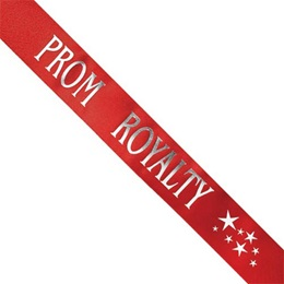 Custom Star Sash with Rosette - 3 in. x 72 in.