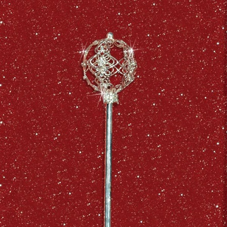 Tender Heart Scepter - 2 in. x 20 1/2 in.